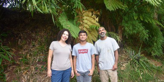 Presione Soltar: Adolescente organiza una organización y un evento de recaudación de fondos para ayudar a 3 granjas orgánicas en Puerto Rico